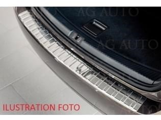 Nerezový kryt hrany nárazníku, Citroen C5 II Combi, 2008->, Combi, 5 dveř.