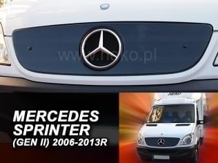 Zimní clona - kryt chladiče, Mercedes Sprinter, 2006-2013