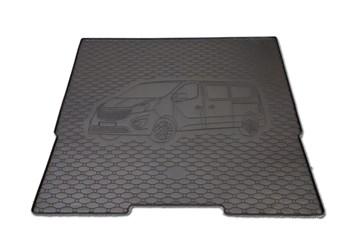 Vana do kufru gumová Opel Vivaro L2 2014-