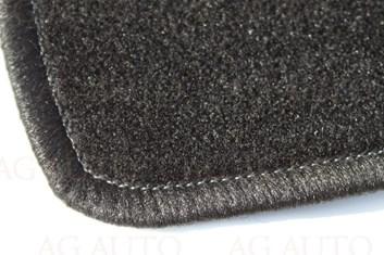 Textilní koberce na míru VW AMAROK od r.v. 2009