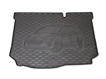 Vana do kufru gumová RIGUM Ford Fiesta HB 2017-