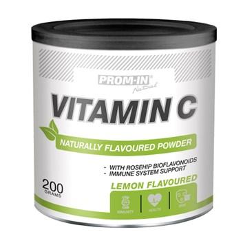 Prom-In Vitamín C 200 g lemon