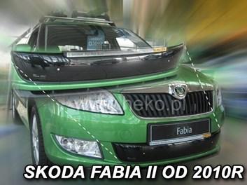 Zimní kryt chladiče Škoda Fabia II HB/Combi r.v. 2010-2015 spodní