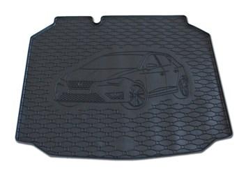 Vana do kufru gumová RIGUM Seat Leon Hatchback 2013-