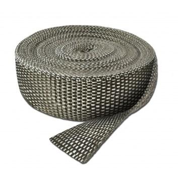 Platinová termo izolační páska na svody a výfuky - 2,5cm x 15m