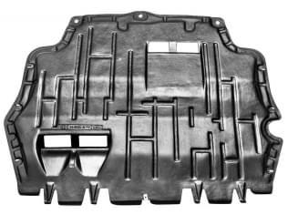 Kryt motoru spodní-kryt pod motor, VW Passat 3C, 2006-2010, benzin 3,2i; 3,6i