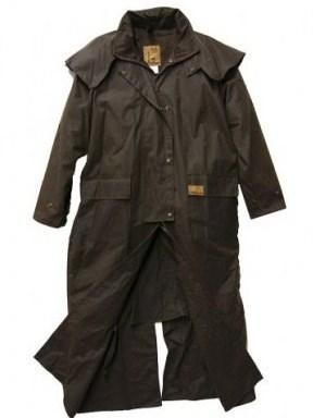 Westernové kabáty