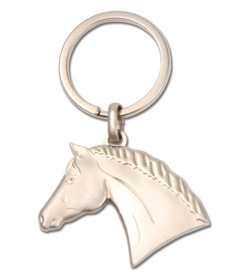 Přívěšek na klíče koňská hlava