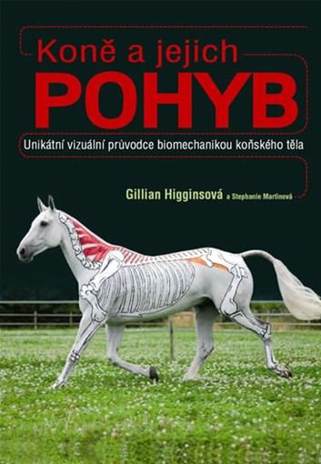 """Kniha """"Koně a jejich pohyb"""""""
