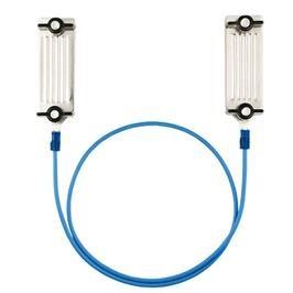 Propojovací kabel na pásku ohradníků, nerez
