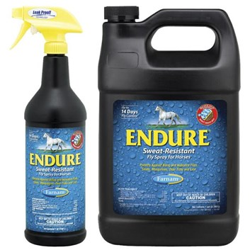 FARNAM Endure Sweat - resistant Fly spray