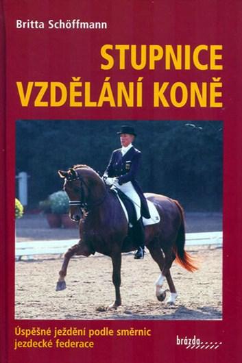 """Kniha  """"Stupnice vzdělání koně"""""""