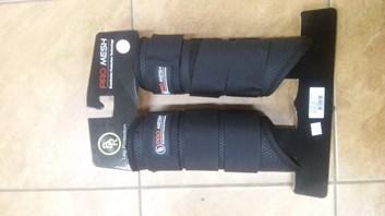Chrániče BR Cross Country Boot Pro Mesh zadní