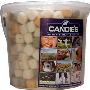 CANDIE'S HORSE MIX 500g