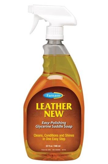 Leather new liquid saddle soap - mýdlo na sedlo
