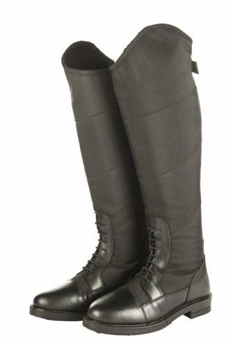 Zimní jezdecké boty HKM - STYLE WINTER