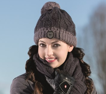 Zimní čepice Lauria Garrelli Scotland