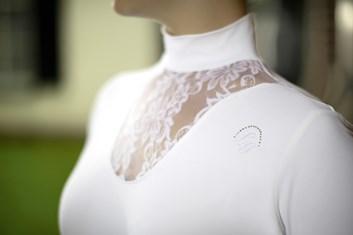 Tričko závodní Lauria Garrelli Queens lace