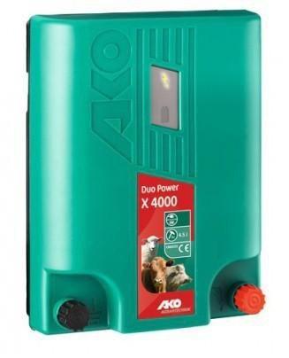 Zdroj AKO kombinovaný DUO Power X4000