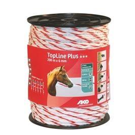 Polypropylenové lano pro ohradníky TopLine Plus