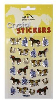 Nálepky s koníky