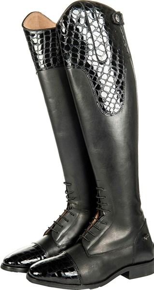 Vysoké boty HKM Croco