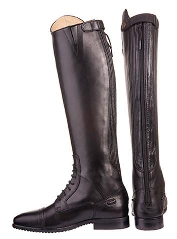 Jezdecké boty HKM Valencia standardní výška/standardní šířka