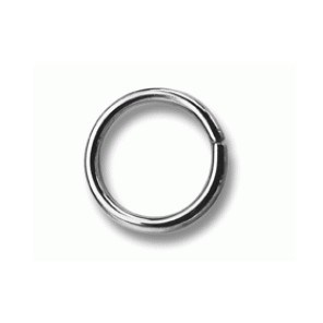 Kroužek kovový velký