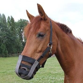 Náhubek pro koně textilní AWA
