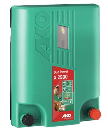 Zdroj AKO kombinovaný DUO Power X2500