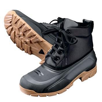 Zimní boty s umělým kožíškem AWA