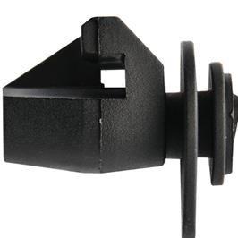 Izolátor pro elektrické ohradníky CZ 150 univerzální bez hřebíku