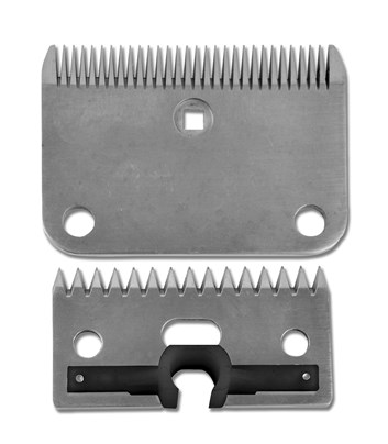Nože pro stříhací strojek