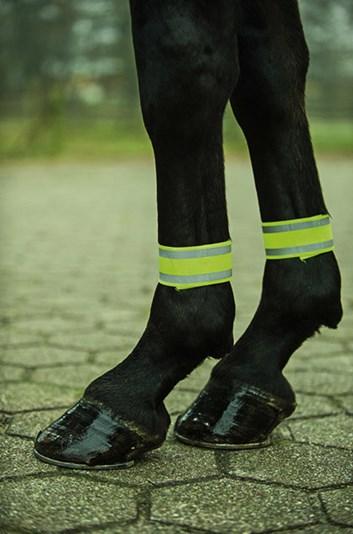 Reflexní pásky na nohy