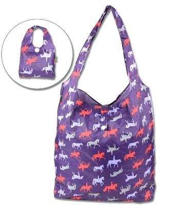 Nákupní taška AWA s koníky