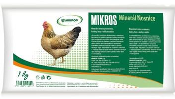 Minerálně-vitaminová doplňková krmiva DN - 1kg
