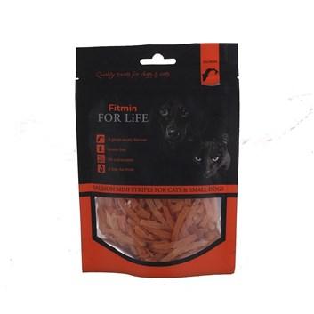 Fitmin For Life Jerky lososová pochoutka pro psy a kočky 70 g