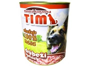TIM dog drůbeží 1200g