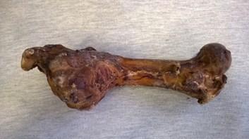 Uzená kost vepřová