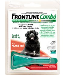 FRONTLINE COMBO SPOT-ON DOG XL 1X4,02