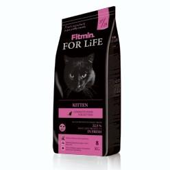 FITMIN CAT FOR LIFE KITTEN - 8 KG