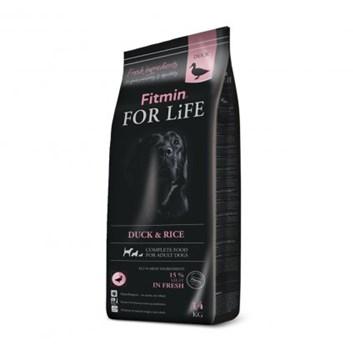 Fitmin dog For Life Duck & Rice kompletní krmivo pro psy 14 kg