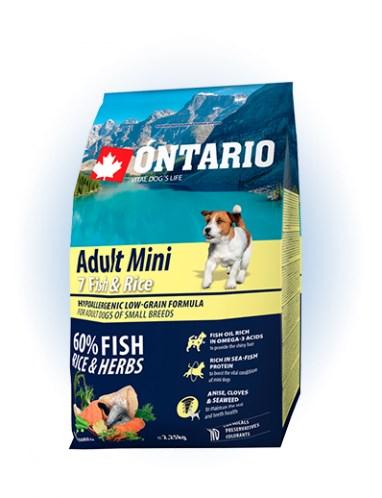 Ontario Adult Mini Fish & Rice -  2,25