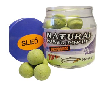 Natural power pop up s boilies 20 mm