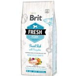 Brit Fresh Fish with Pumpkin Adult Large Muscles & Joints