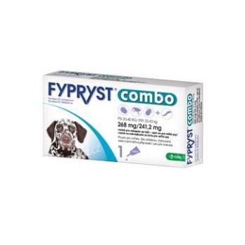 Fypryst COMBO spot on L 1x268mg/241,2mg pes 20-40kg