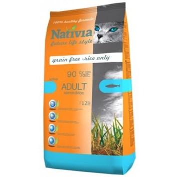 Nativia Active - Salmon&Rice 10 kg