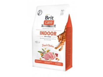 Brit Care Cat Grain-Free Indoor Anti-stress 7kg