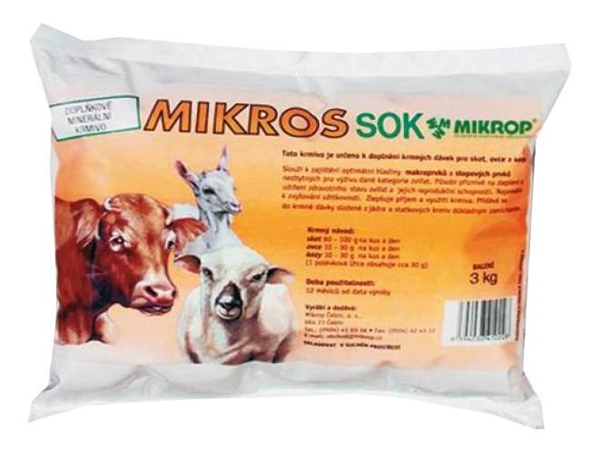 MIKROS SOK - 1Kg