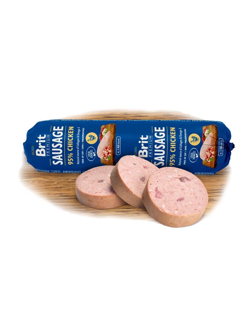 Brit Premium Sausage Chicken